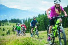 Mountain Suites holiday apartments cycling