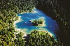 Mountain Suites holiday apartments Caumasee Flims